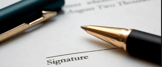 studio binder legal contract