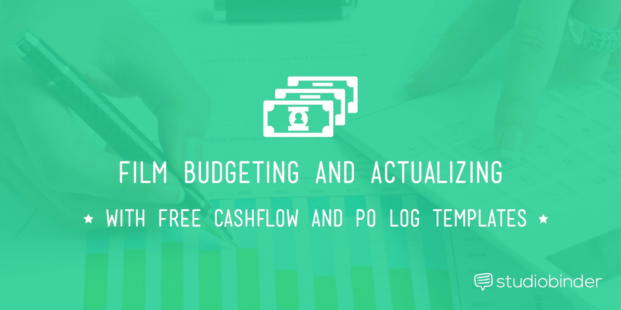 Film Budget Cashflow Template and P.O. Log - StudioBinder