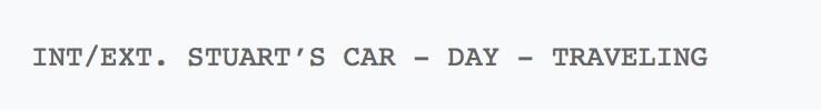 Script Breakdown - Scene Header Modifier - Dawn - StudioBinder-min