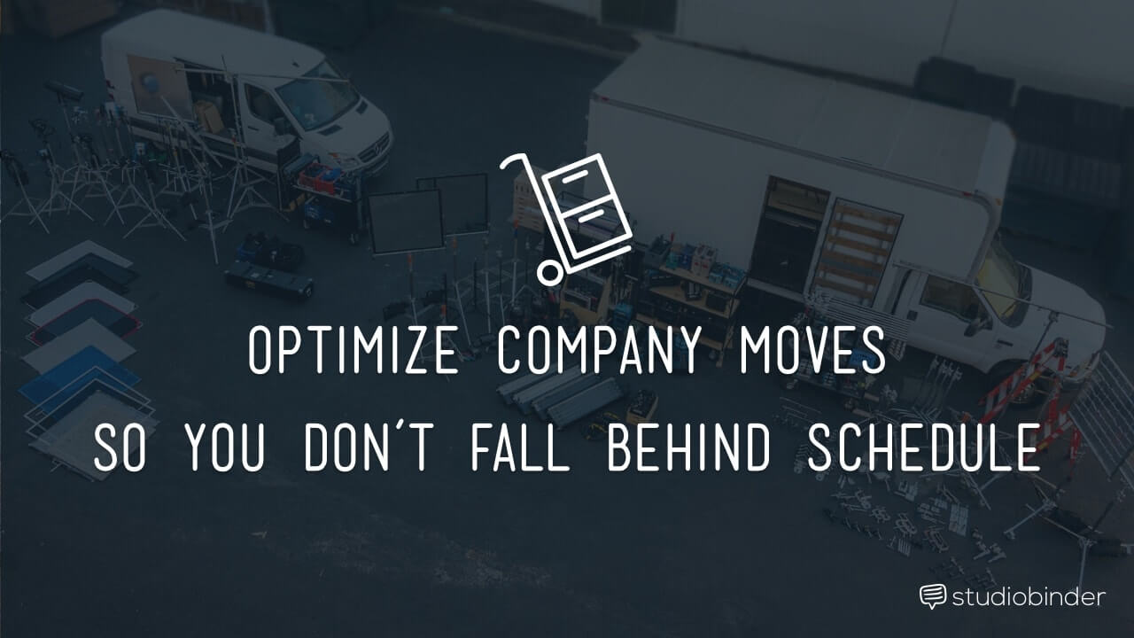 Company Moves and How to load in and load out without falling behind the shooting schedule - StudioBinder-min
