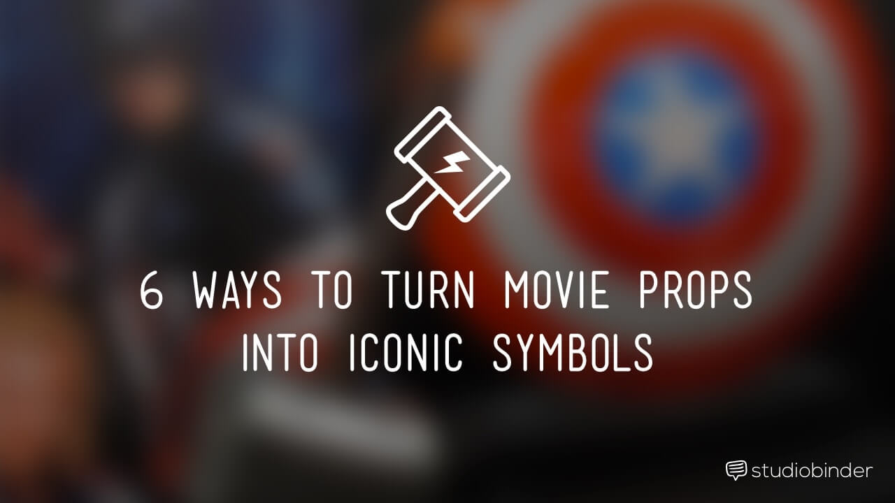 6 Ways To Turn Movie Props Into iconic Symbols (header)