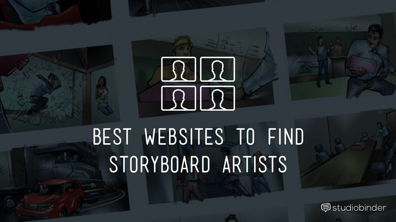 8 websites to find hire a storyboard artist for The best artist websites
