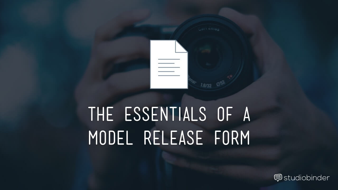 The best free model release form template for photography falaconquin