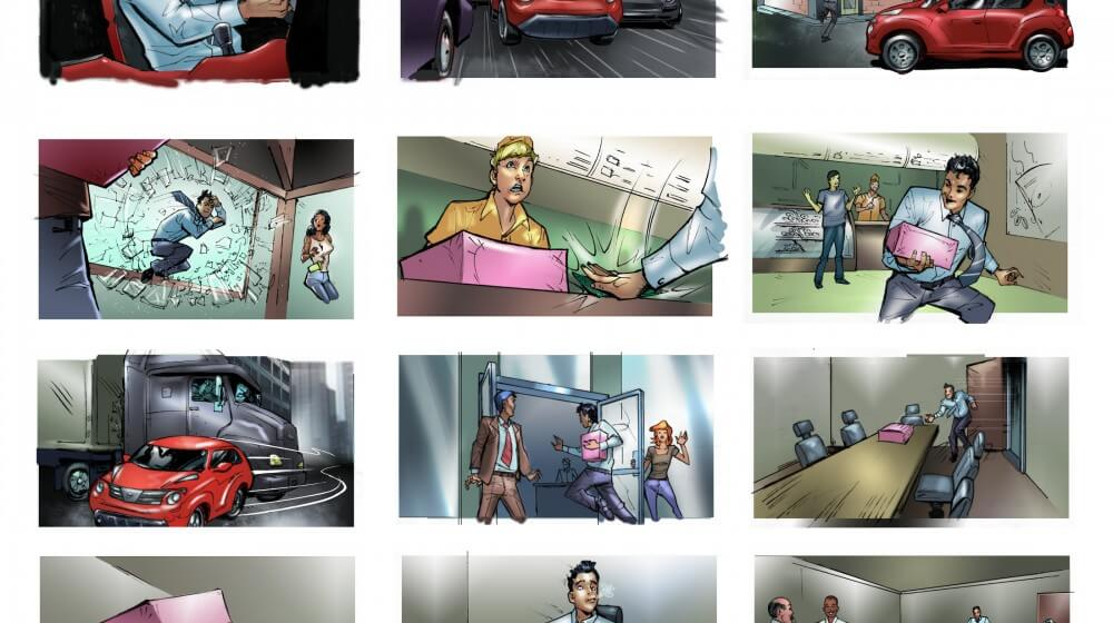 8 Websites to Find & Hire a Storyboard Artist