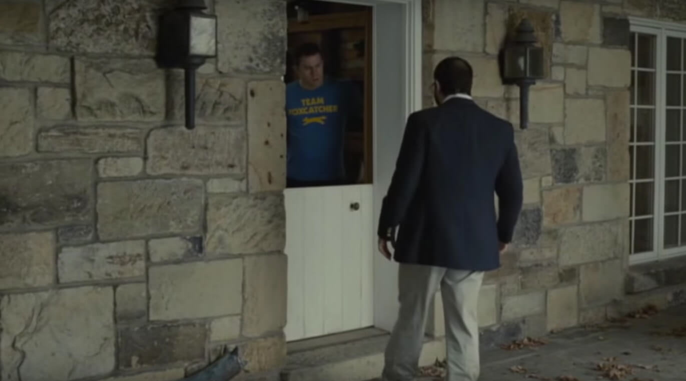 Foxcatcher Doors Film 2