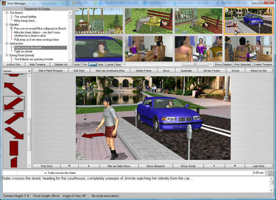 Storyboard Software-FrameForge