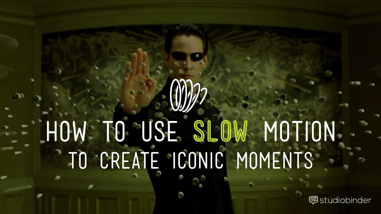 how to create slow motion video