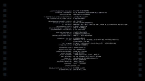 Film Credits Order Hierarchies - with Free Film Credits Template - Feature - StudioBinder