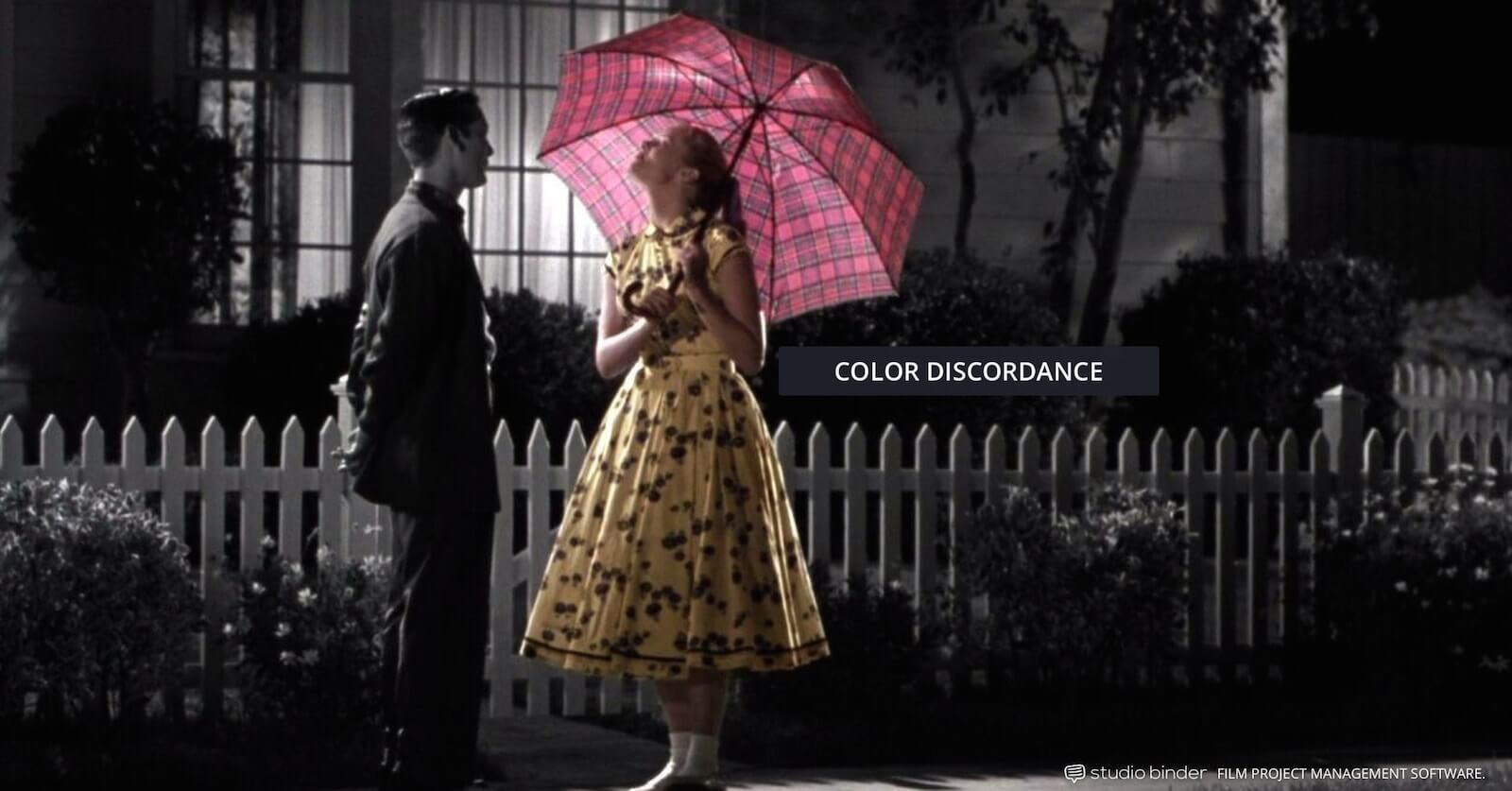 Color unity examples - How To Use Color In Film Example Of Movie Color Palette And Scheme Color