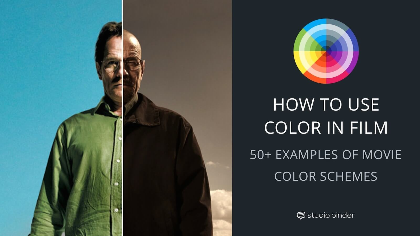 How to Use Color in Film- Over 50 Examples of Movie Color Palettes-Featured