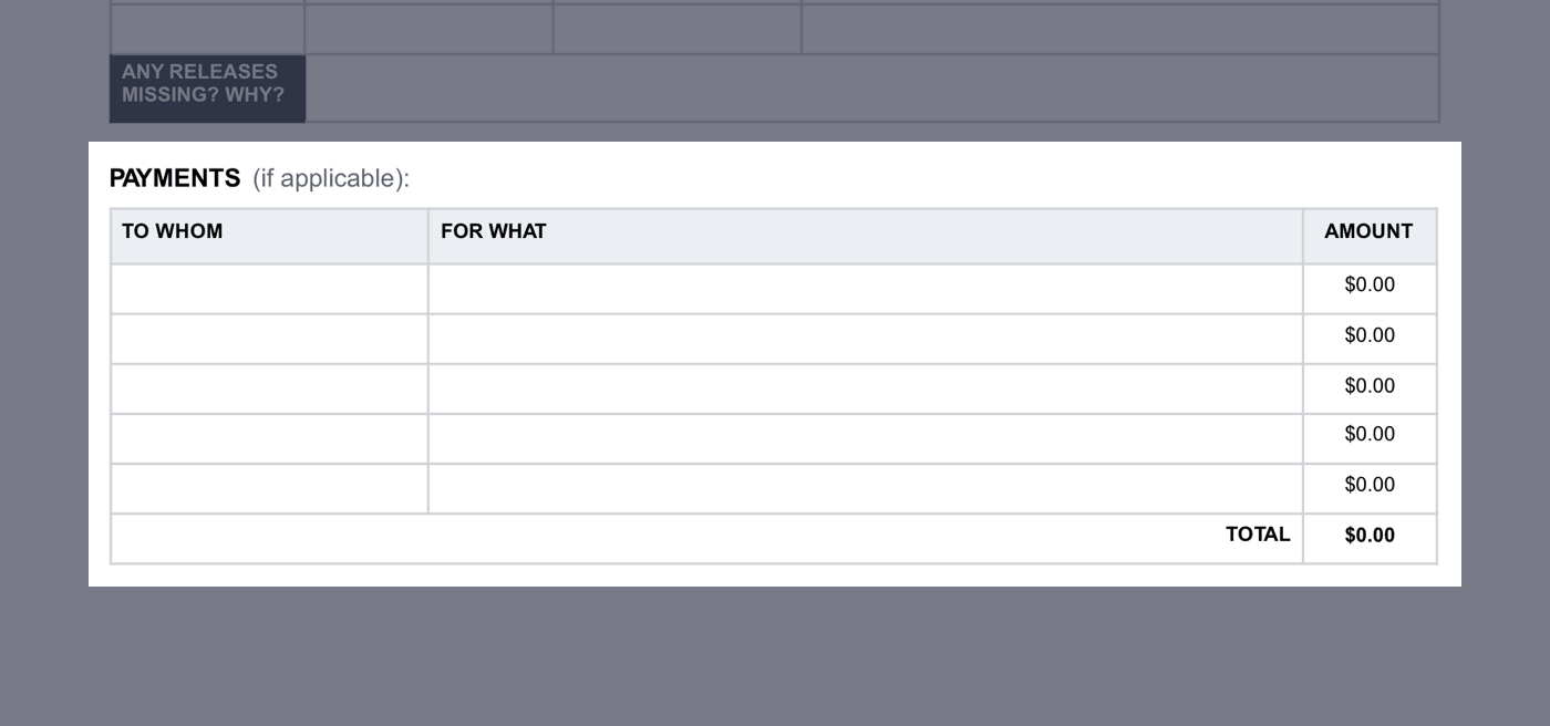 Daily Production Report Template - 11 - StudioBinder