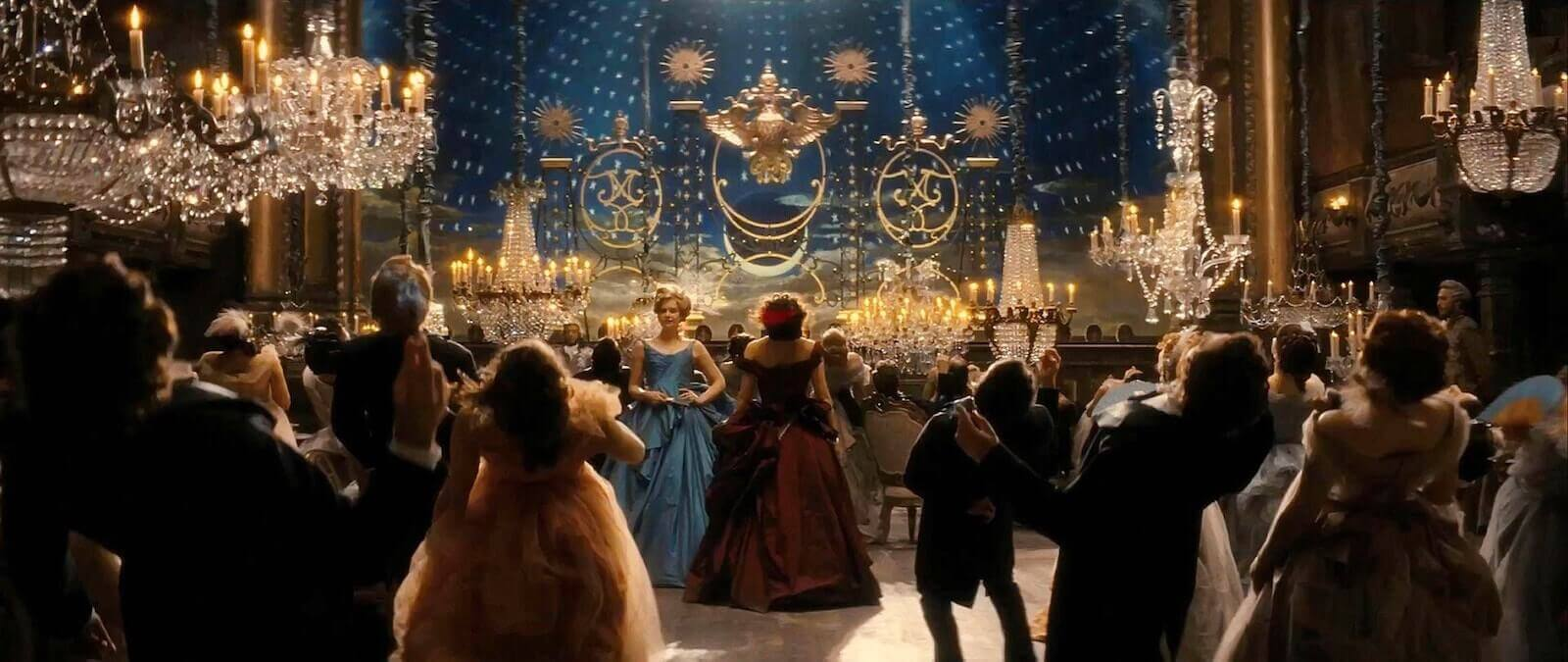 10 Production Design Tips For Filmmakers on a budget - Anna Karenina Set Design - Sarah Greenwood
