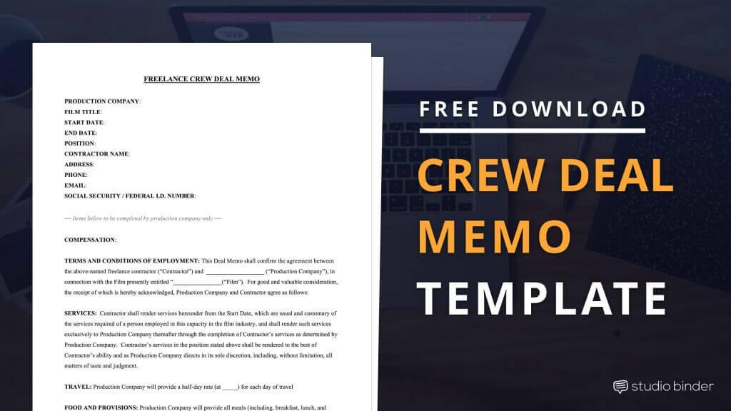 memo template free
