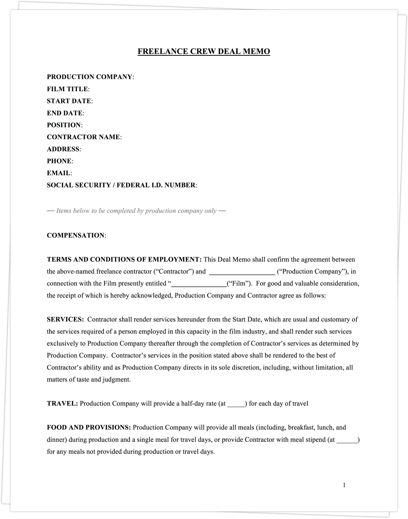 Free Memo Template Download resume for students examples Free – Confidential Memo Template