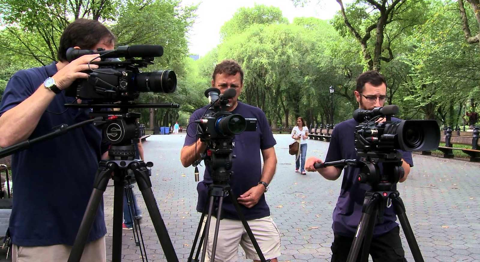 Shooting Schedule Pro Tips for a 10-Page Shoot Day - 7. Multi Camera Film Set