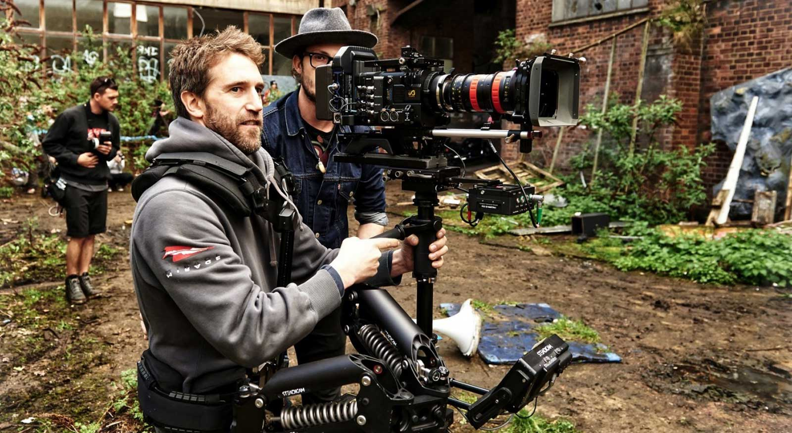Shooting Schedule Pro Tips for a 10-Page Shoot Day - 9. Overlap master shot steadicam