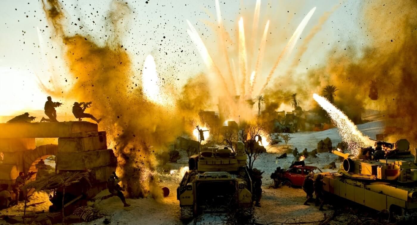 5 Pro Tips to Create Visually Impactful Film Scenes the Michael Bay Way - Transformers - Explosion
