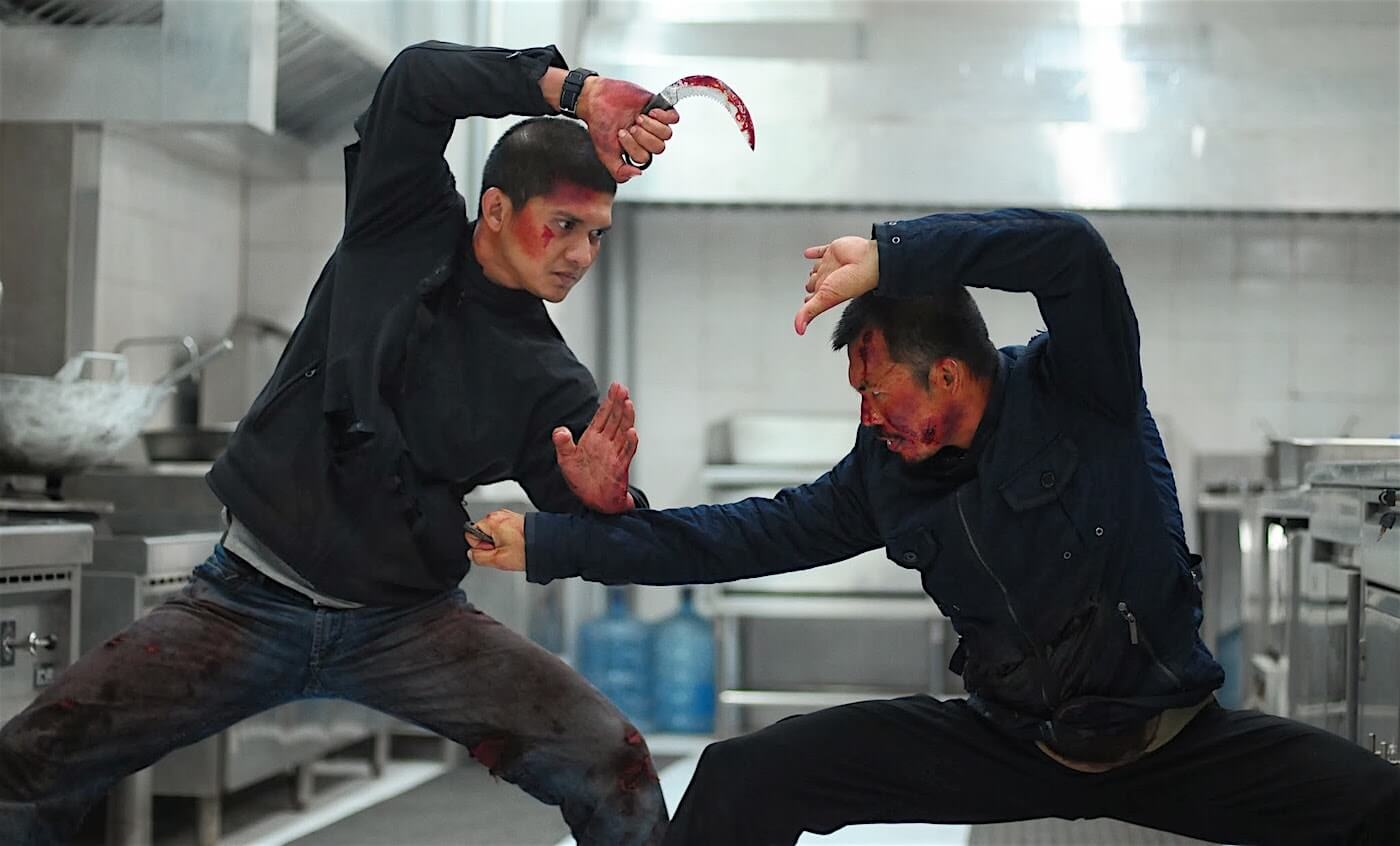Fight Choreography and Fists - How to Shoot A Fight Scene - The Raid Fight Scene