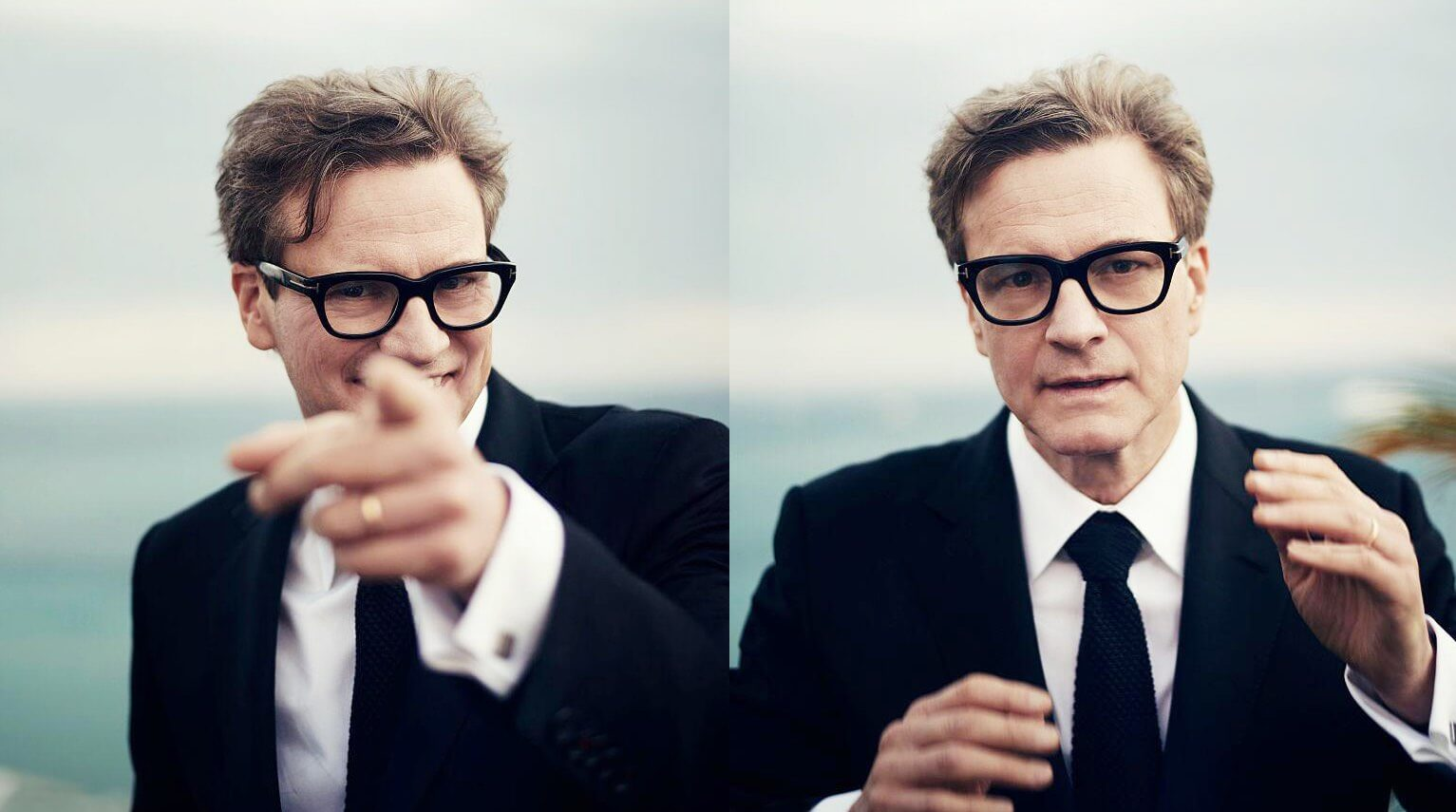 How to Write and Shoot Action Movies Like Kingsman - Colin Firth Dyptich