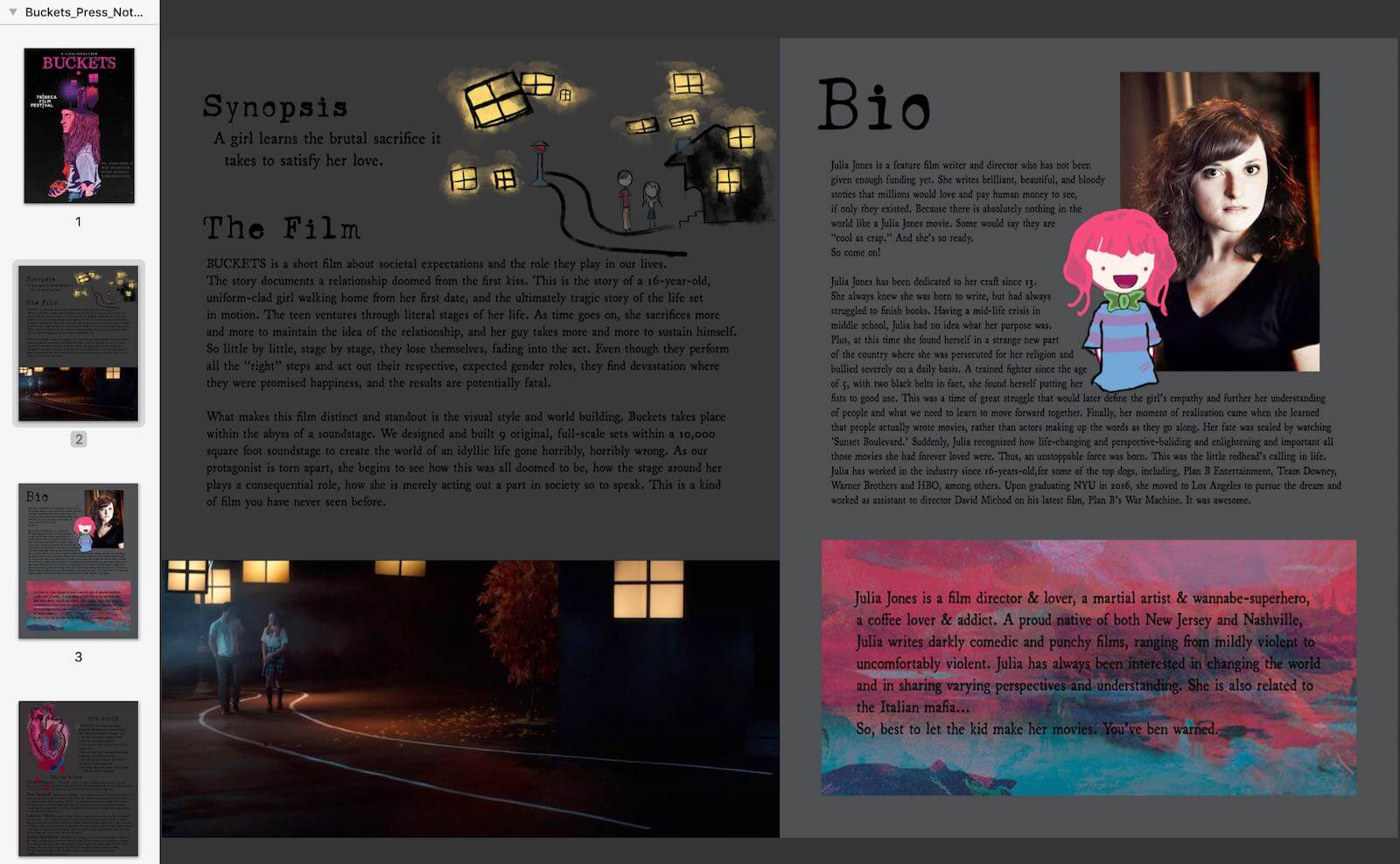 electronic press kit template free - the ultimate guide to creating an epk with free template