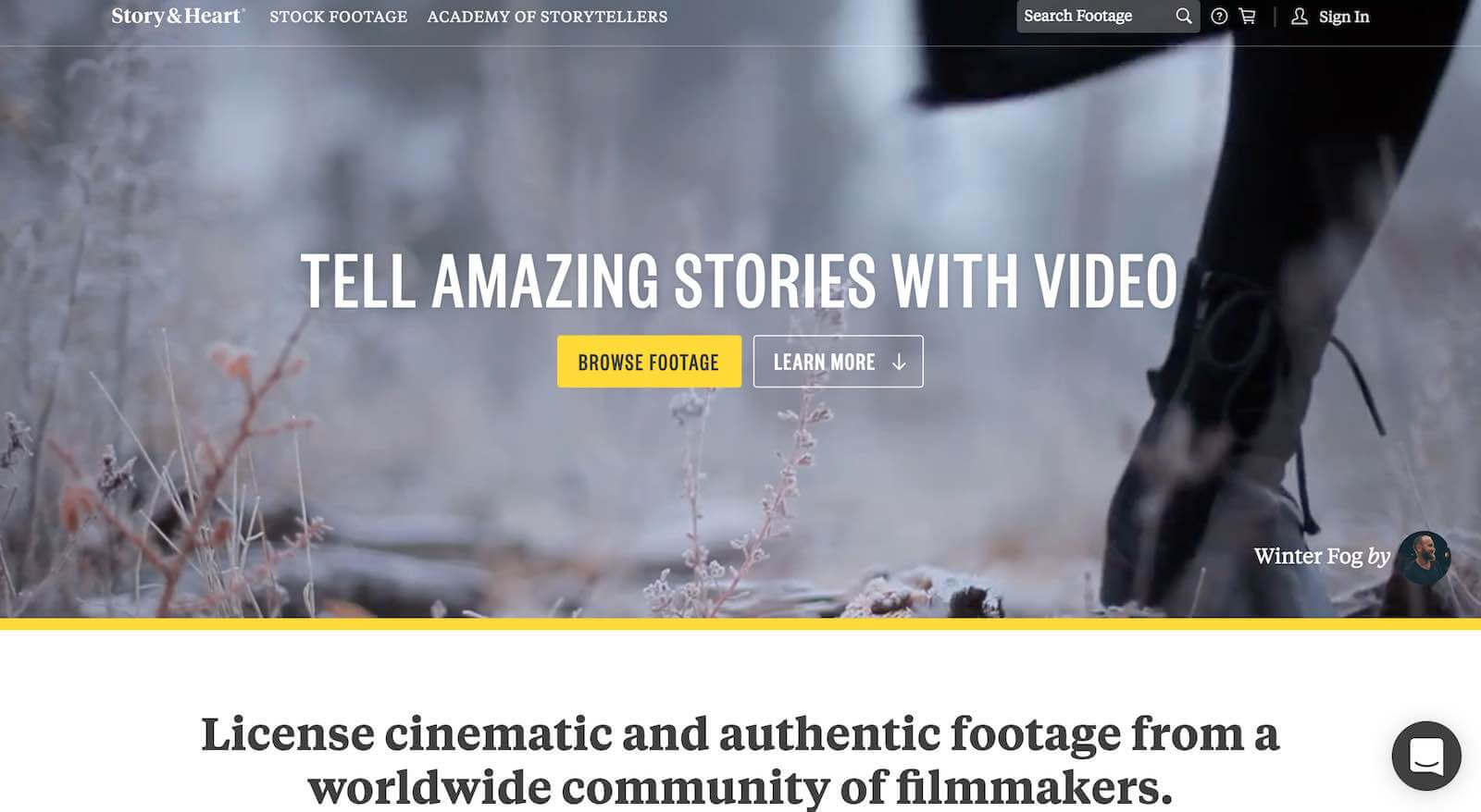 Top 15 Cinematic Stock Video Sites for Filmmakers - Story and Heart