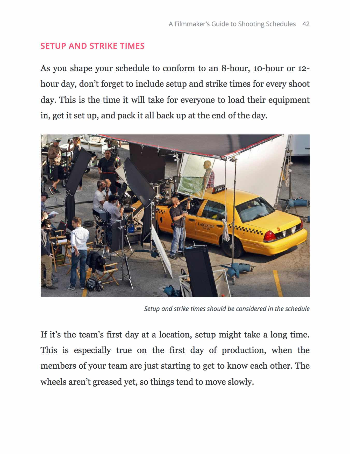 A Filmmakers Guide to Shooting Schedules - Page-42 Free Ebook - StudioBinder