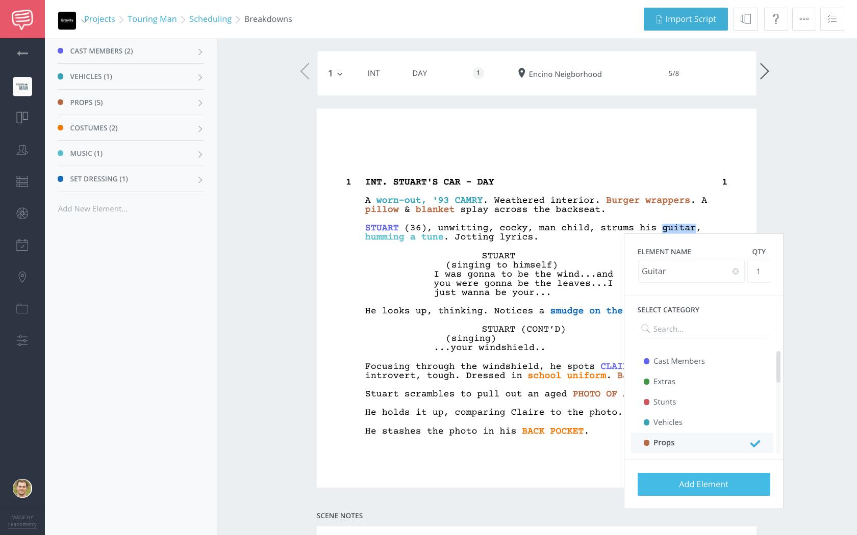 How to Break down a Script (with FREE Script Breakdown Sheet)