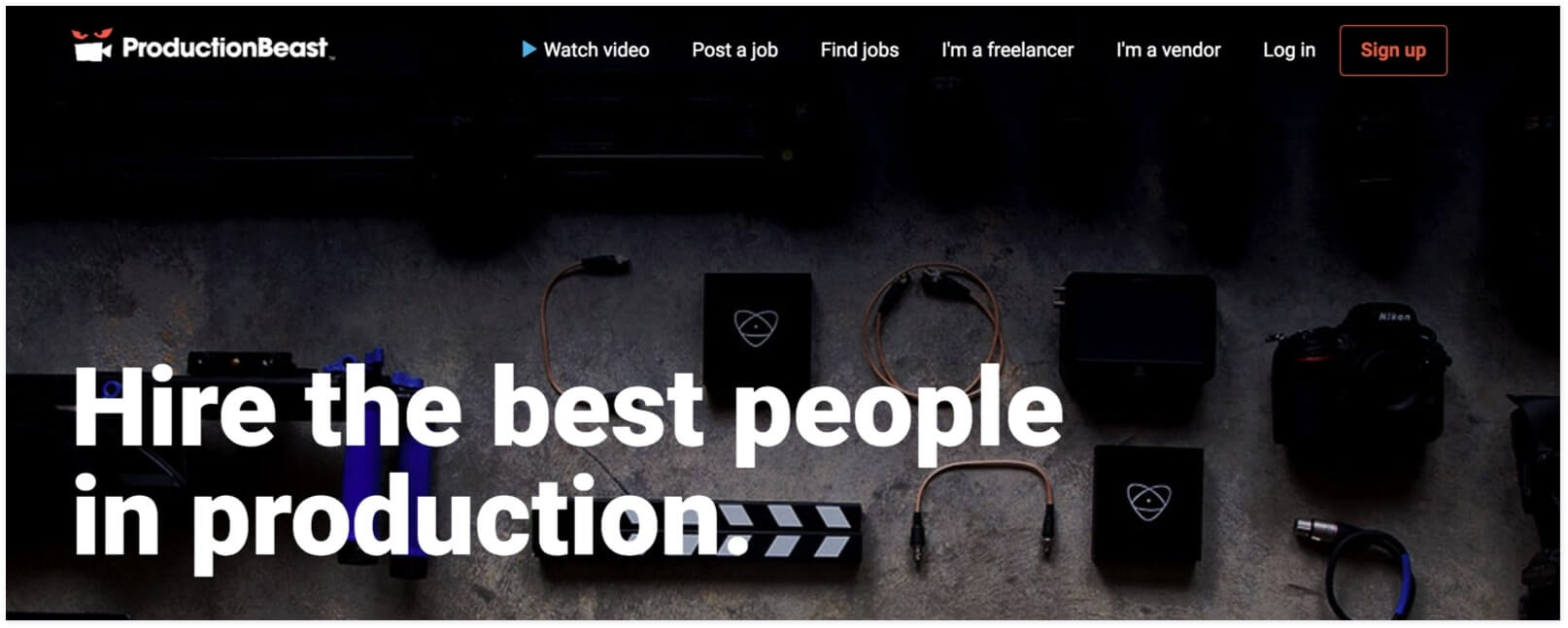 Best Filmmaking Software and Tools - Production beast - StudioBinder