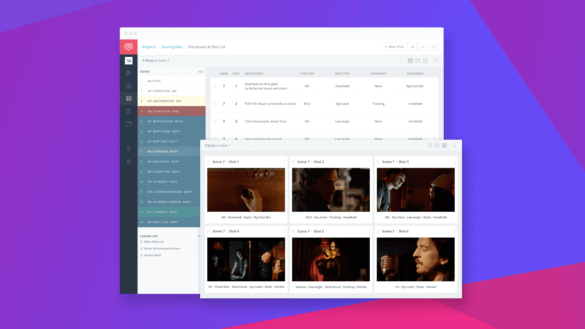 Introducing Storyboard Template Builder - Visualizing Your Project Just Got Easier - Featured - StudioBinder