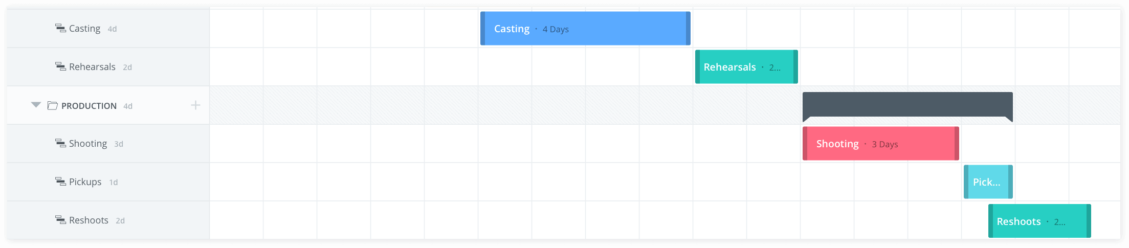 The Ultimate Guide to an Effective Production Calendar - Production Process