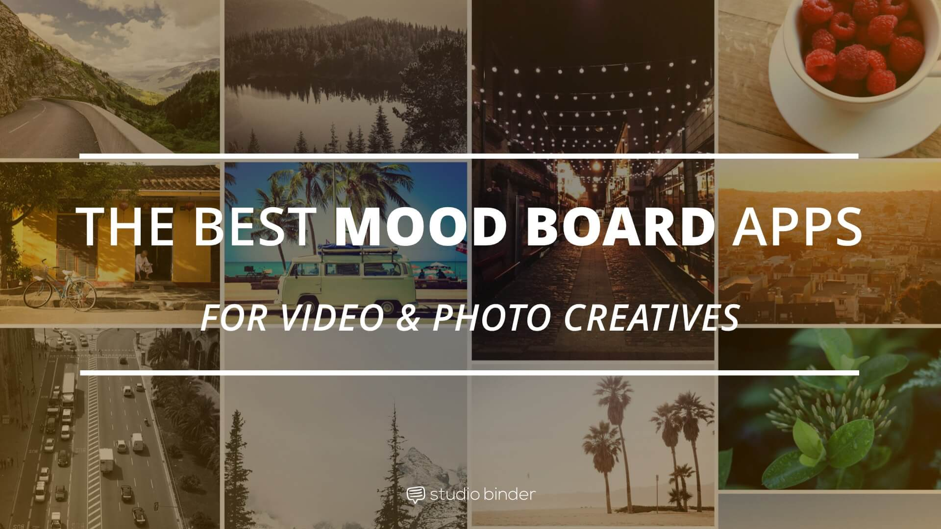 Top 14 Mood Board Apps of 2017 for Video Production [with FREE Template] - Featured - StudioBinder
