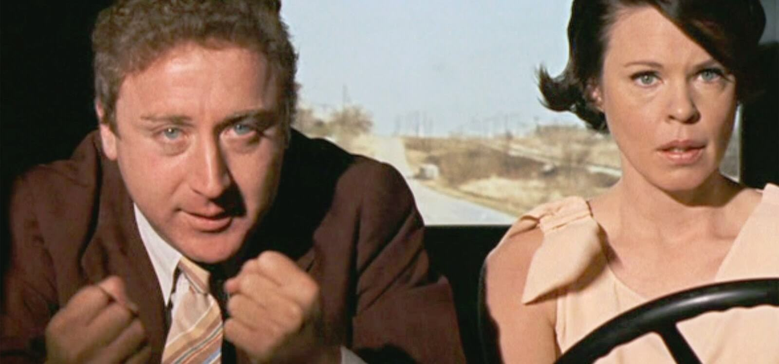 5 Acting Techniques You Can Learn From Gene Wilder - Bonnie and Clyde Car Scene