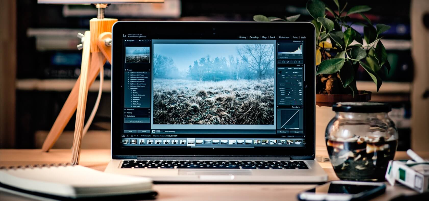 How to Start and Grow a Photography Business - Digital Retouching