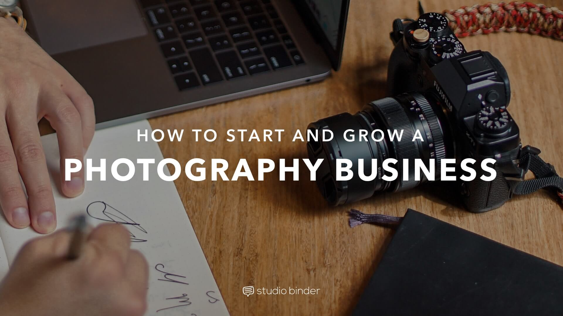 how to grow my photography business