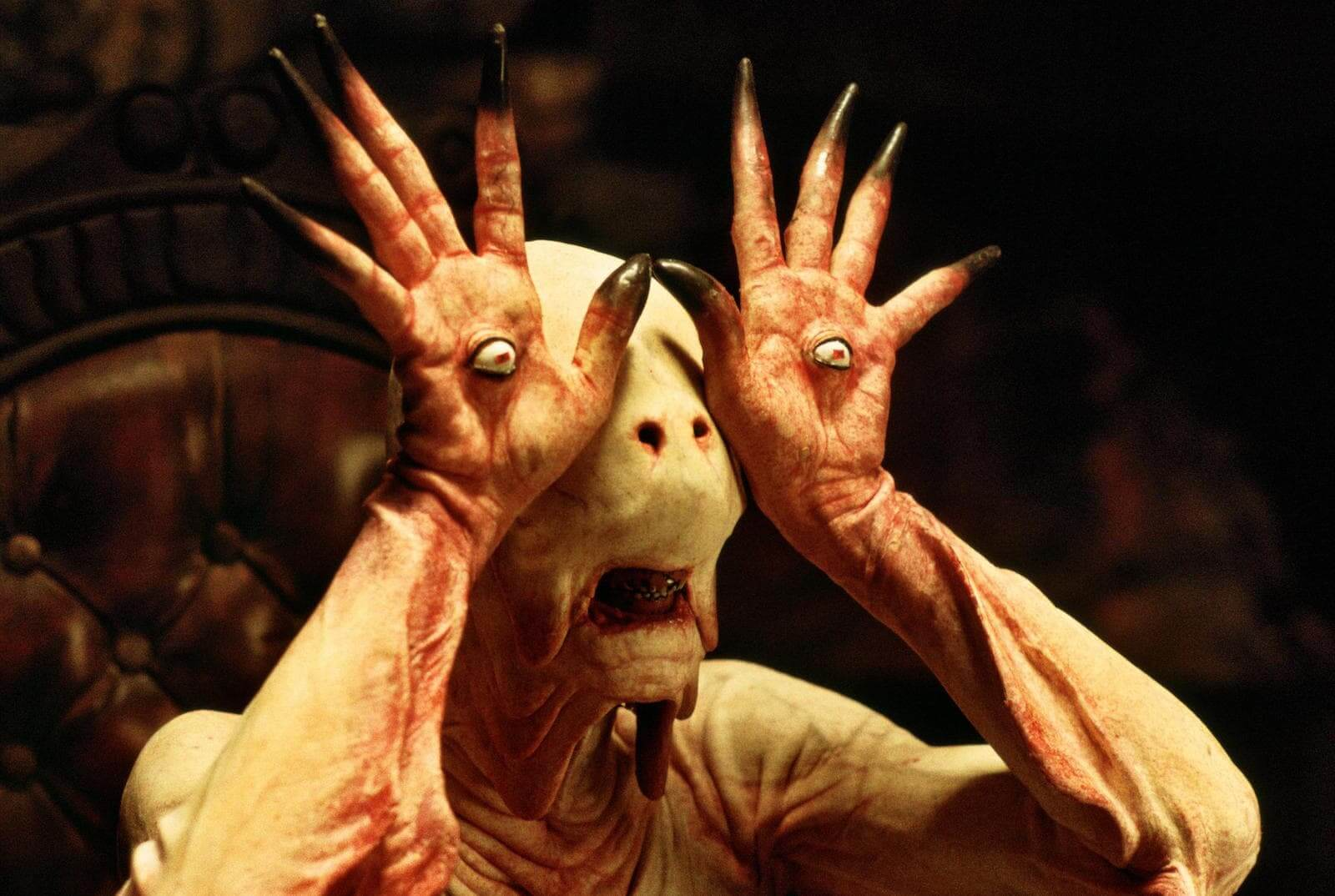 Wounds and Monsters - How to Become a Special Effects Makeup Artist - Pans Labyrinth