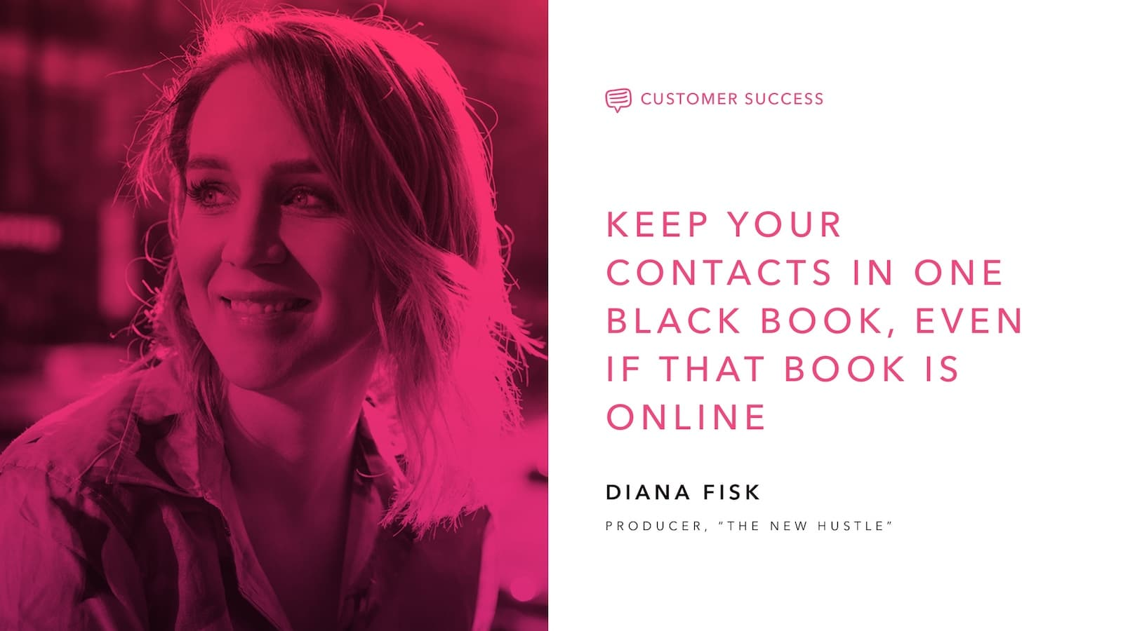 Diana Fisk - Black Book - StudioBinder