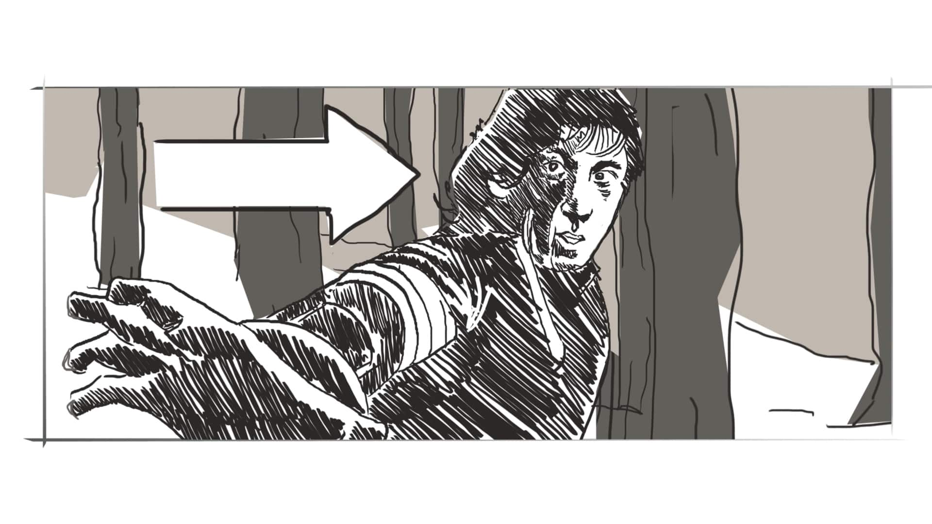 How to Make a Storyboard - Arrows Motion - StudioBinder