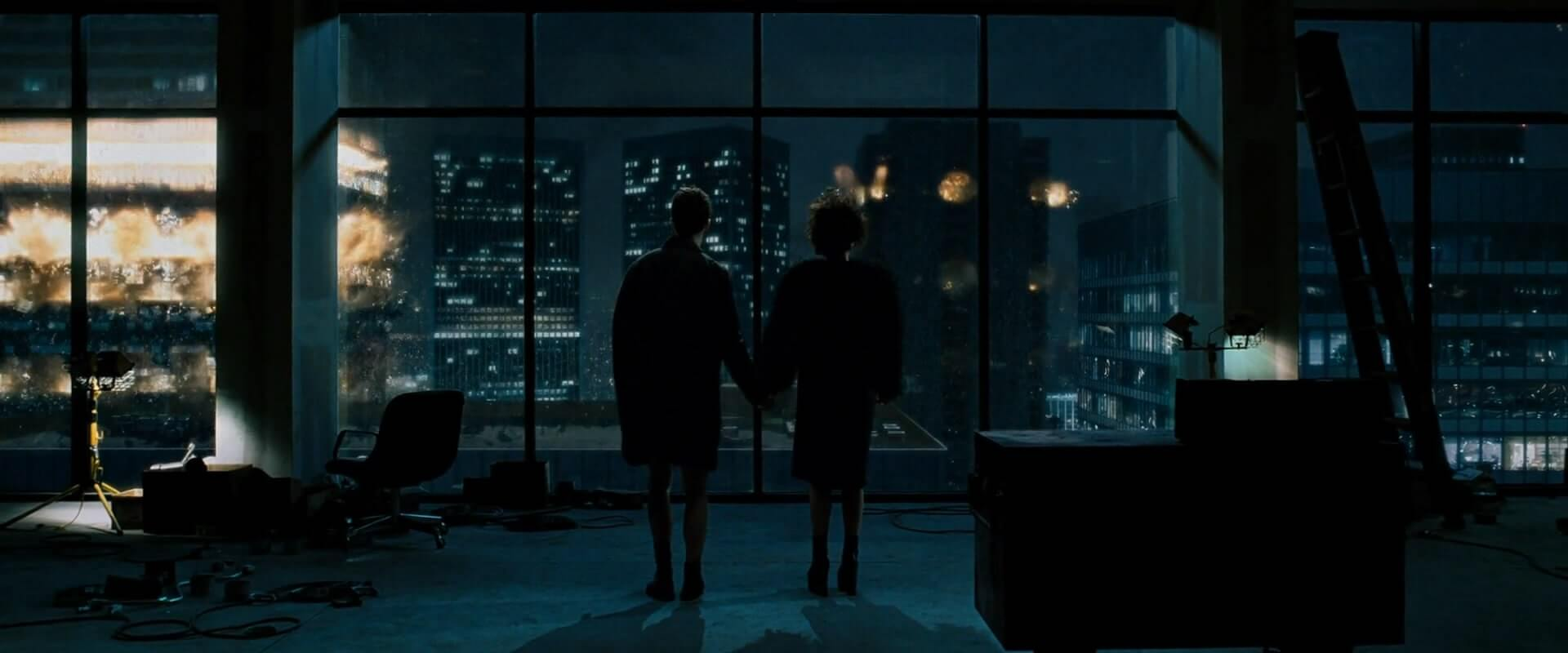 Mastering the Movie Color Palette - David Fincher - Fight Club