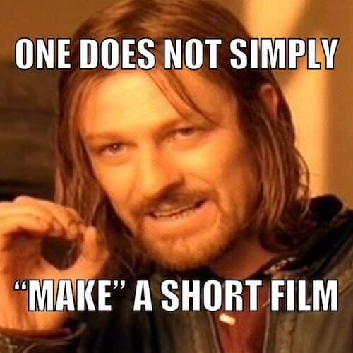 Short Film Business Plan - Boromir - StudioBinder