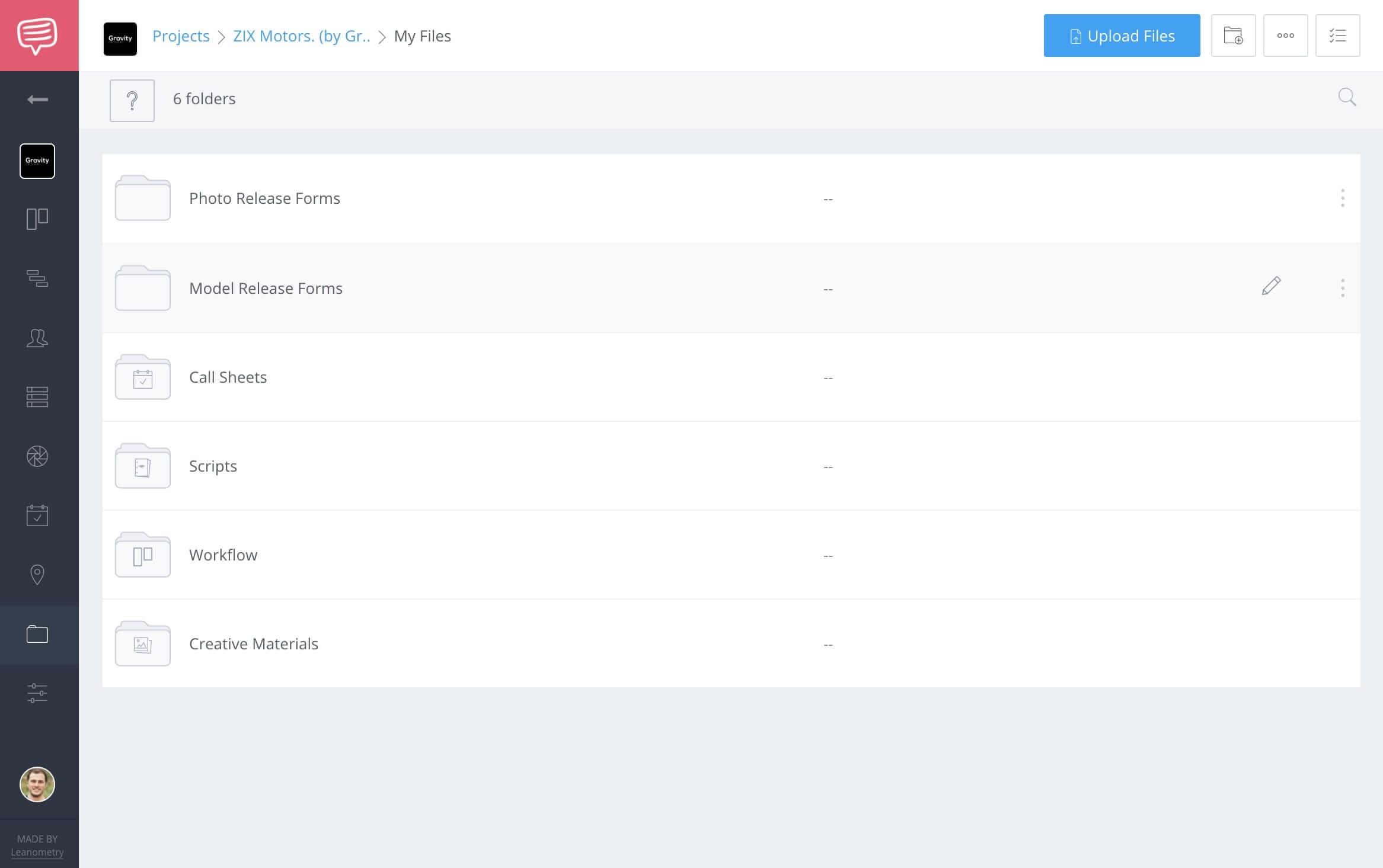 Model Release Form Template - Backup Files to StudioBinder