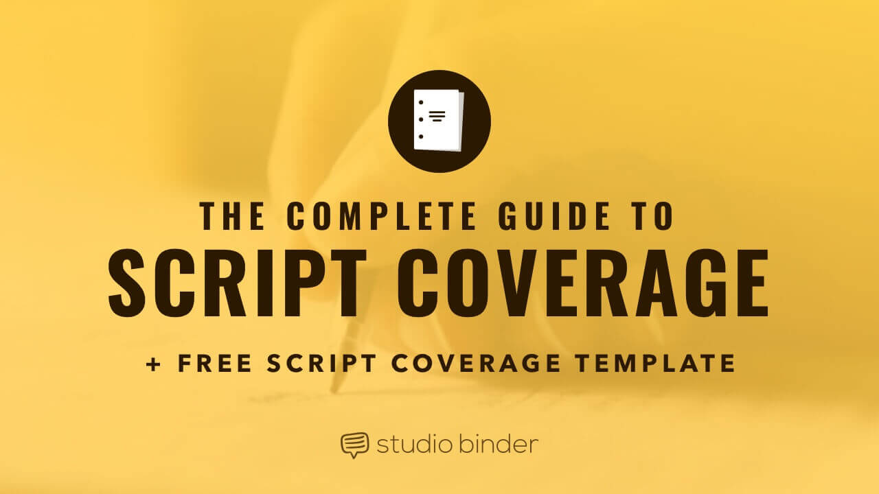 Learn to write script coverage