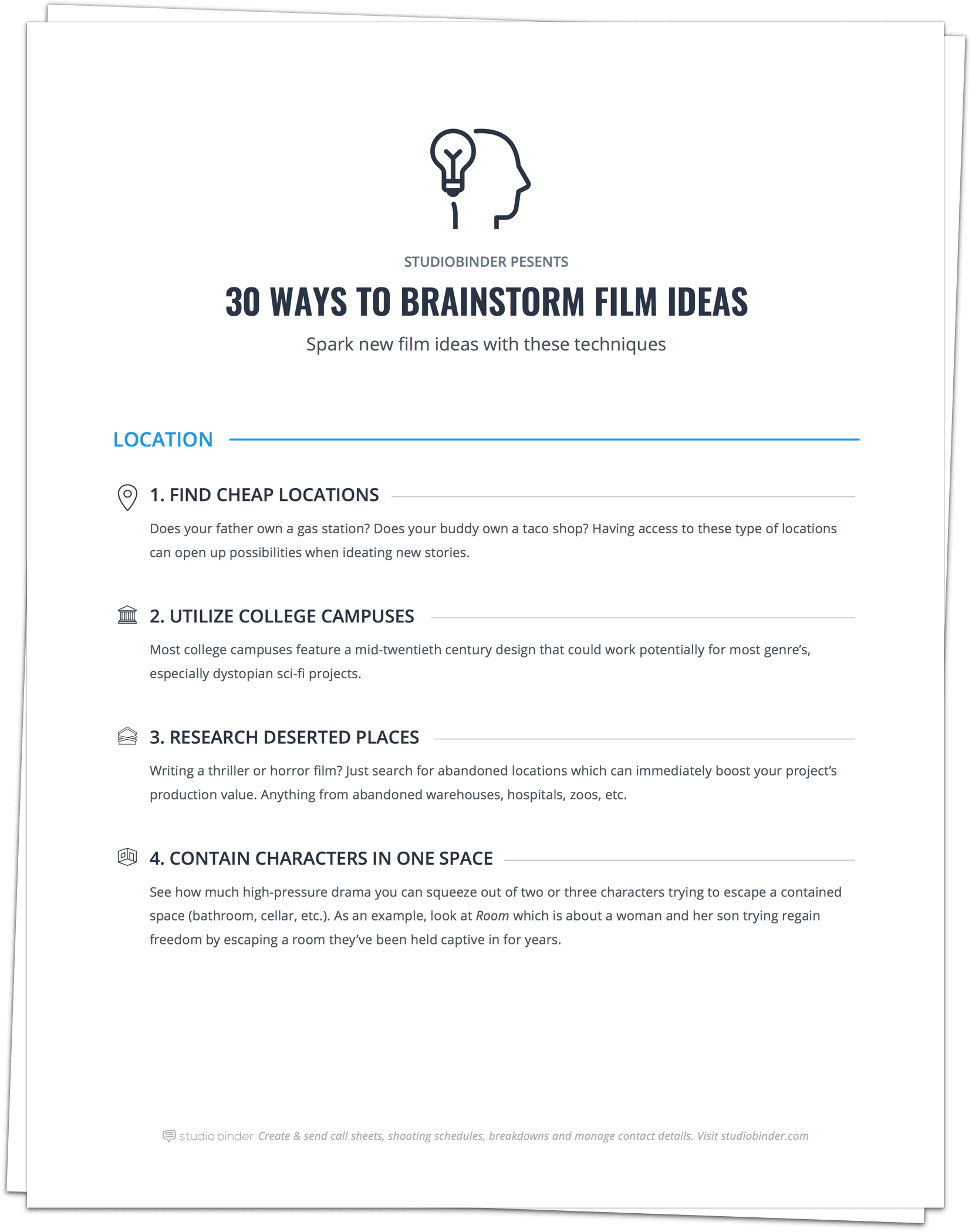 The Best Creative Brief Template For Video Creatives [Free Template]