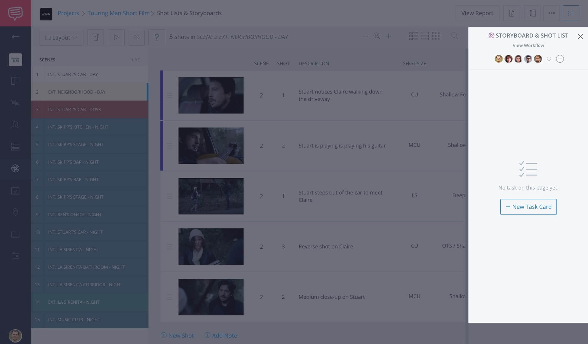 How to Create a Shot List with StudioBinder - Shot List Creator Template - 18