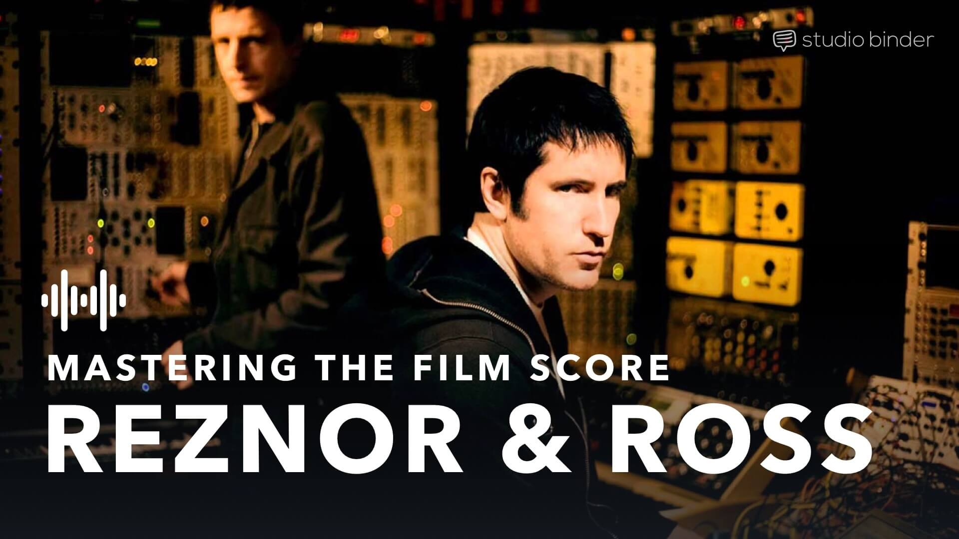 Trent Reznor and Atticus Ross are known for their unconventional compositions. Here are a few ways you can create a film score just like them.