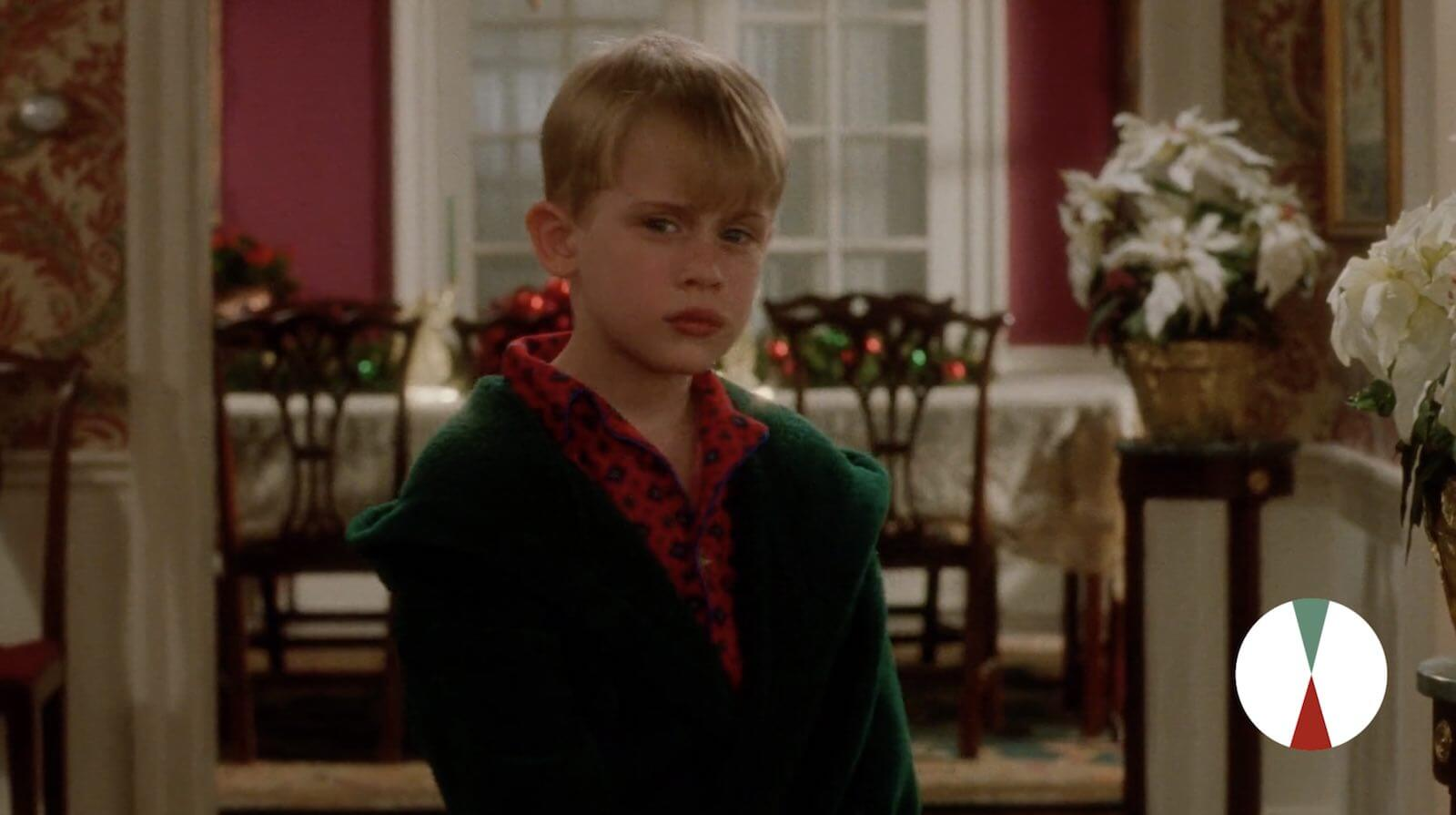 Mastering the Best Christmas Movies - Kevin Suspicious - Home Alone