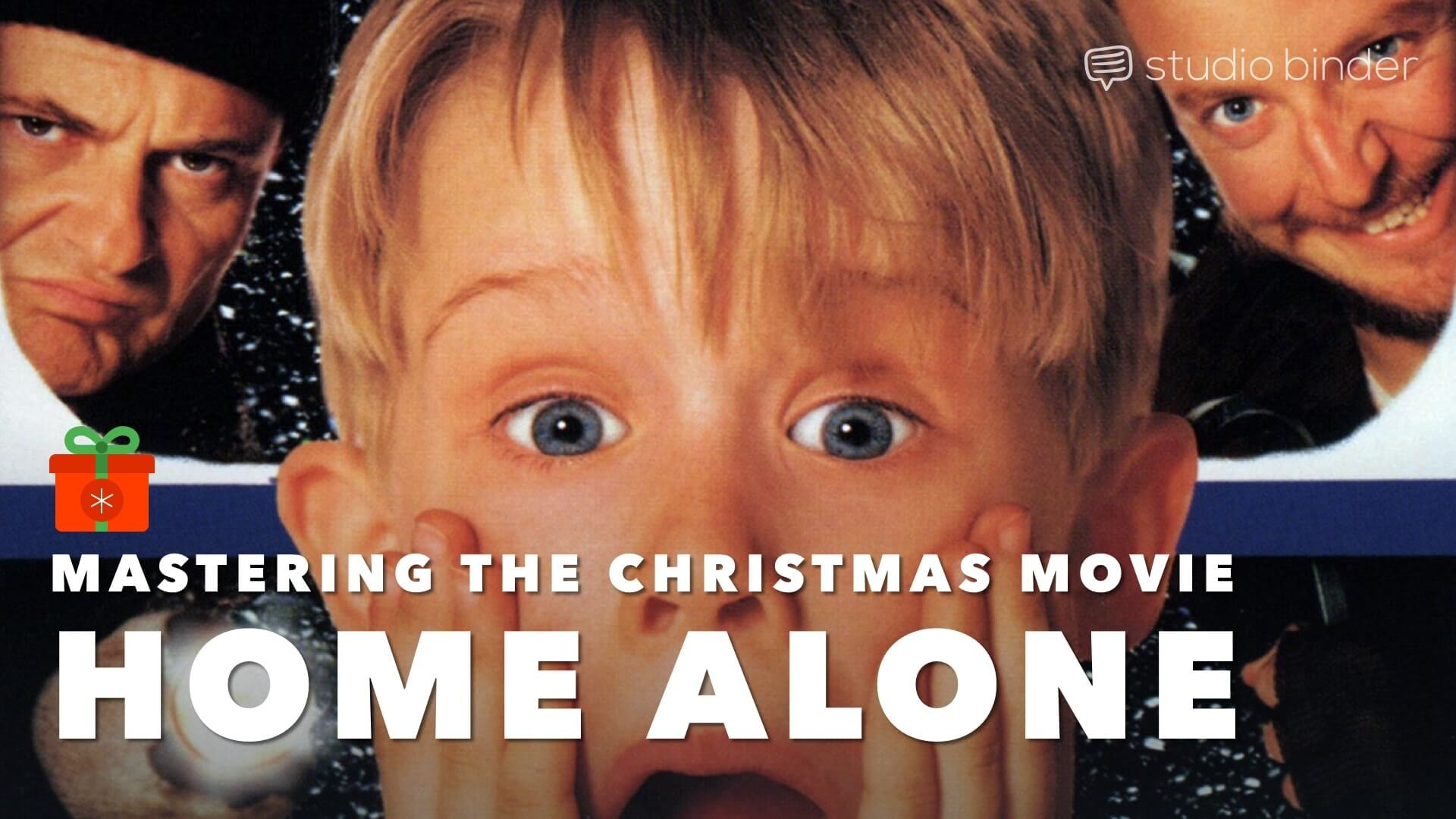 How To Make The Best Christmas Movies Home Alone