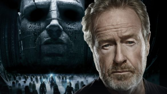 Mastering the Movie Color Palette - Ridley Scott - Cover - StudioBinder