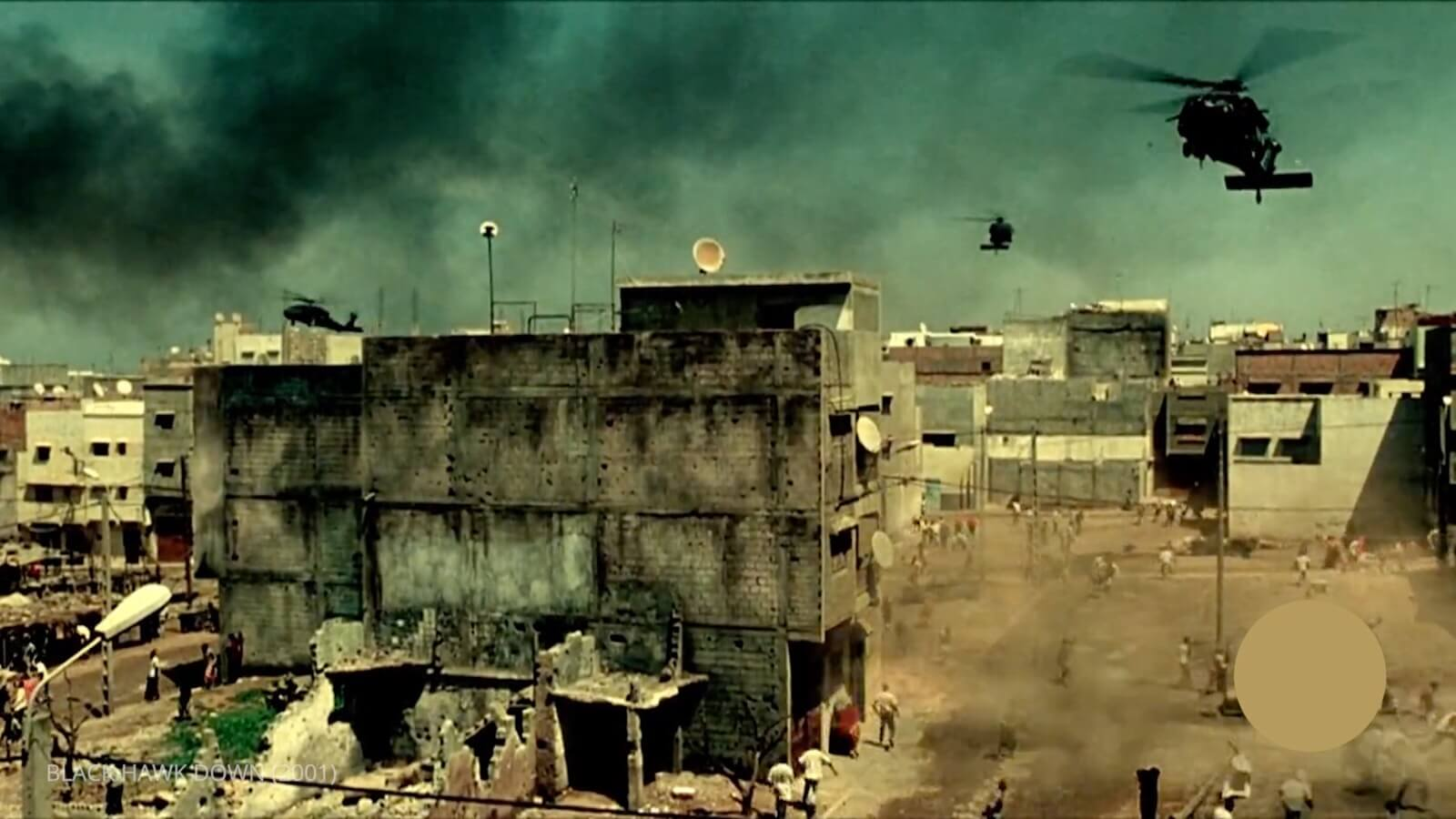 black hawk down narrative theory analysis Culture and literature the present article provides an analysis of the narrative based on a close reading of ridley scott's war film black hawk down.