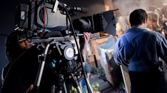 Walkie Talkie Lingo Everyone On-Set Should Know - Header Image - StudioBinder