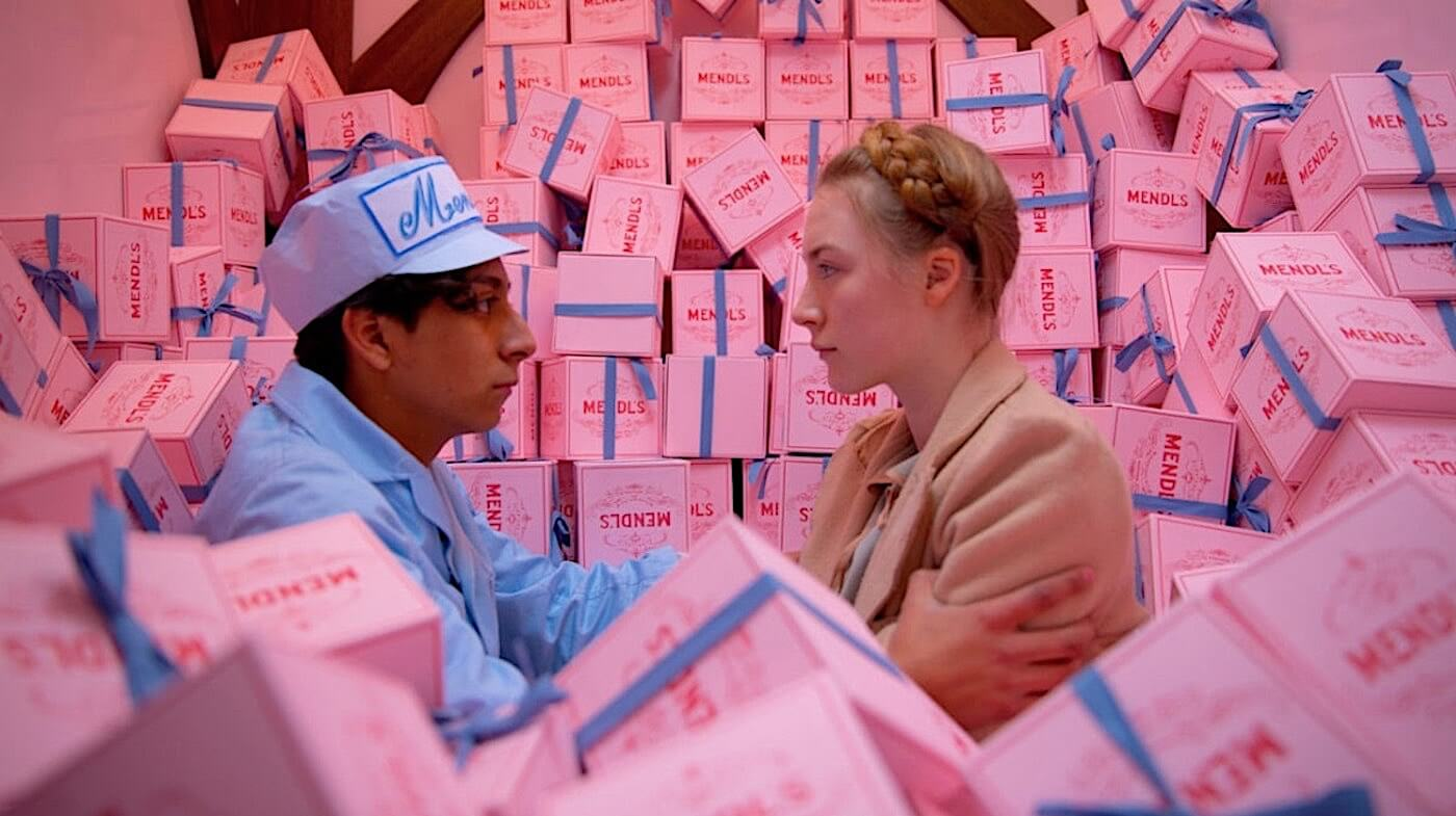 Best Cinematography Techniques and TIps - Wes Anderson and his love for color